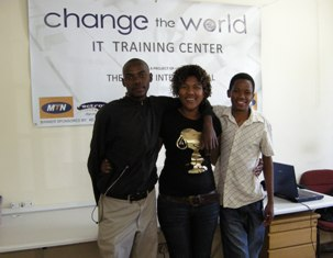Change the world Entreprenuers